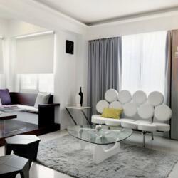 Aplha Blinds Drapes Living Room
